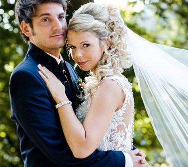 Brautpaar Frisuren